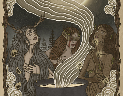 Folklore: Witches' Gathering