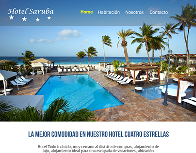 Web Hotel Project