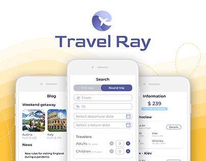 Travel Ray App