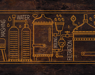 DIVKI Label for crackers by DIVO PIVO
