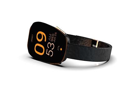 Nature Inspired Watch Design