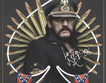 Lemmy Fanart poster