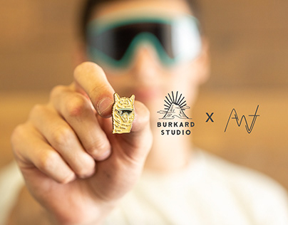 Chris Burkard Studio Alpaca Pins