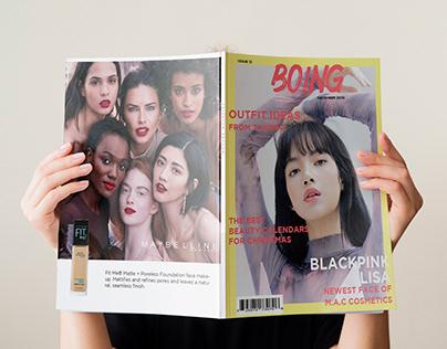 TANG WAN YING - BO!NG