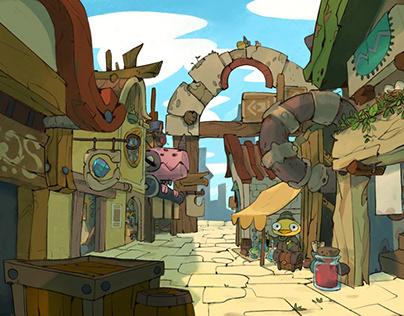 Cauldron - Market Alley