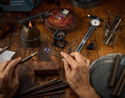 Bangkok Jewelry Photographer