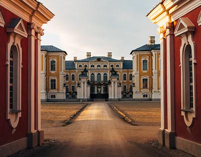 BalticRoad Tripin widescreen, Part II. -Latvia