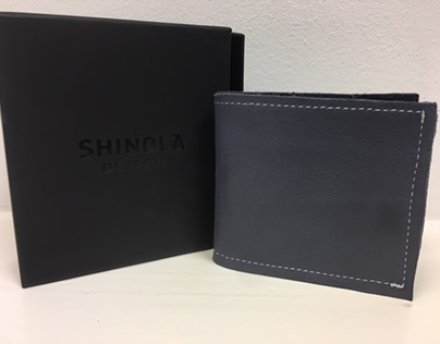 The Chatham Wallet for Shinola