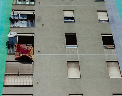 Periferiche Visioni- Suburbs: a study about