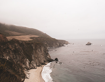 California Central Coast Landscape Photography