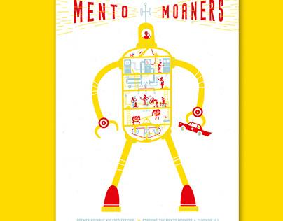 Mento Moaners / Plakatkampagne 2010