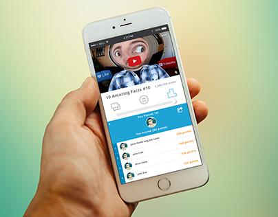 Social Media Aggregator app