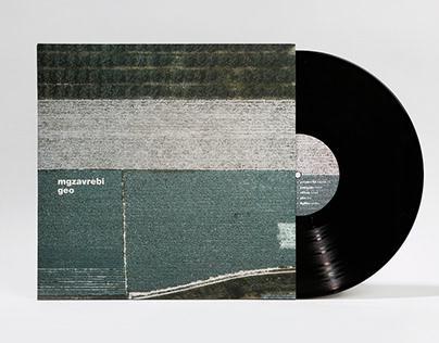 """Mgzavrebi """"Geo"""" vinyl"""
