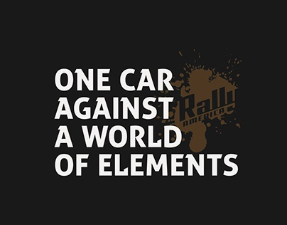 Rally America: One Car Against A World of Elements