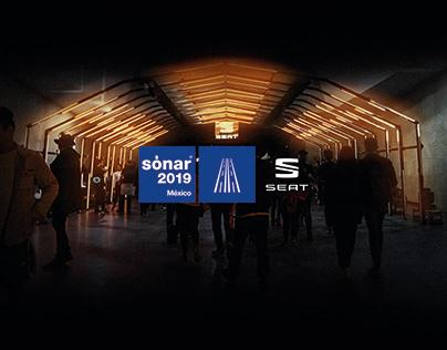 Túnel Seat / Sónar México