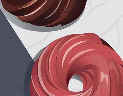 Daily Provisions Crullers