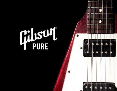 Gibson PURE - Flying V Guitar