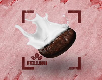 Кофейная карта для кофейни Fellini