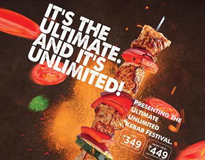 Kebab Festival Poster   Elements