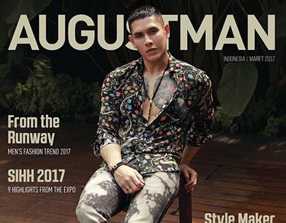 Augustman Magazine March 2017