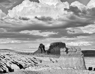 Black n`white Landscapes