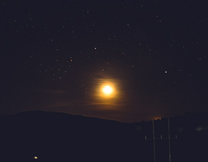 Ambaló by night