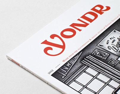 Yondr Art Book