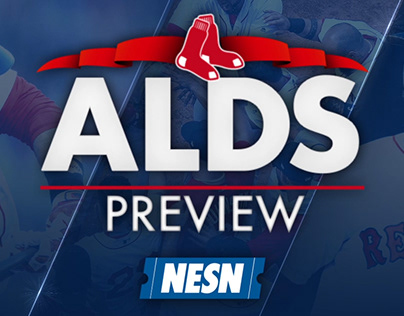 ALDS Preview Show Graphics NESN
