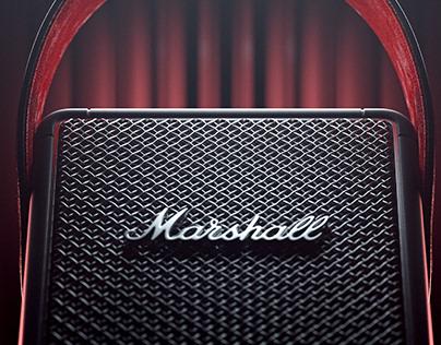 Marshall Stockwell II Full CGI