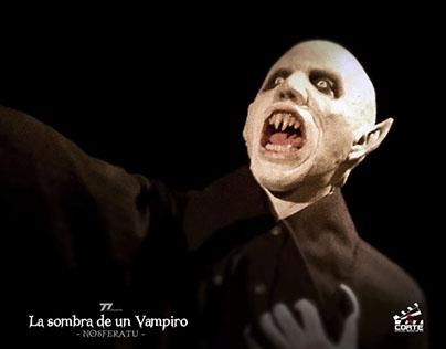 """MAKE UP - """"La Sombra de un vampiro, Nosferatu"""" Play"""