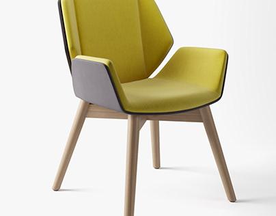 BOSS DESIGN Kruze Chair