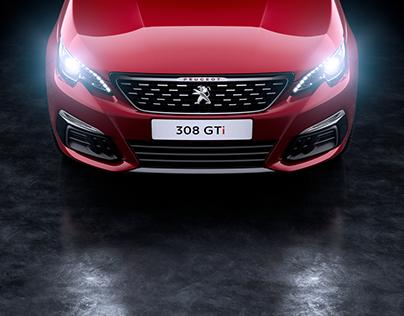 Reveal Peugeot 308 - 2017