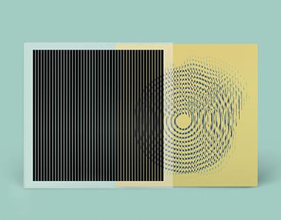 YBZ014 Analog Lenticular Vinyl Artwork & Packaging