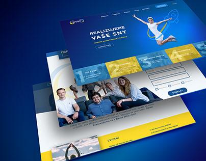Webo - Website Redesign