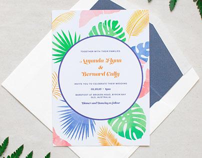 Paperlust.co Wedding Stationery