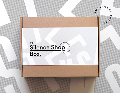 Silence Shop Box - Imaginary Shops