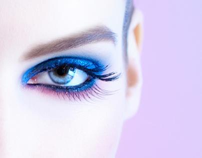 IKO cosmetic ad campaign