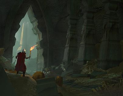 Treasure Room Discovery