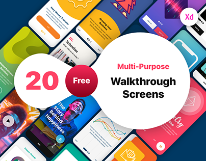 20 Free Multi-Purpose Walkthrough Screens