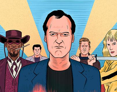 """""""Era Uma Vez... Tarantino"""" Sesc Birigui"""