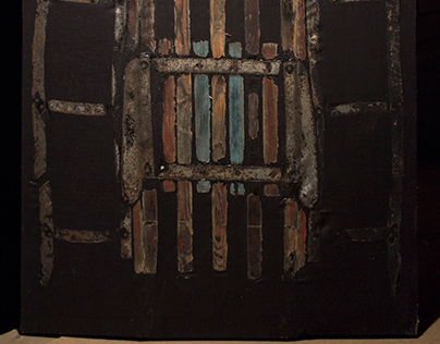 Sledge: the printing / Rogutės: atspaudo nuėmimas