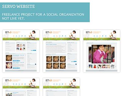Servo Website
