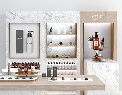 ENATI \ Retail design