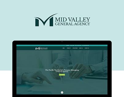 Mid Valley General Agency - Website Design/Development