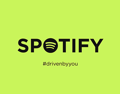 Spotify | Driven by you