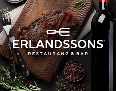 Erlandssons Restaurant & Bar, Gävle