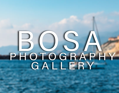 Bosa, a photography gallery