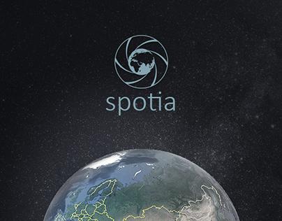 Spotia Application Design