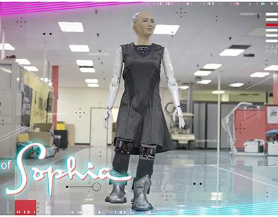 Making of Sophia Ep. 01