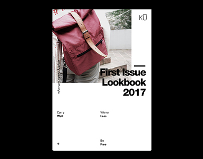 KU Company Lookbook & Catalog